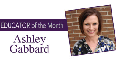 Educator of Month May 17