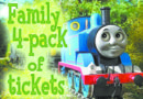 May 2017 – Day Out with Thomas the Tank Giveaway