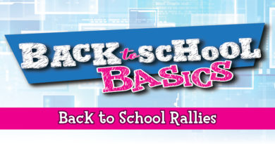 BackToSchool Rallies