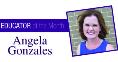 Educator of the Month SEPT