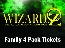 Wizard of Oz Giveaway