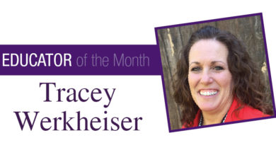 Educator of the Month NOV