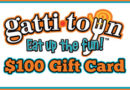December 2017 Giveaway – $100 Gattitown Gift Card