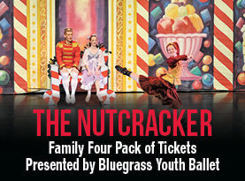 "December 2017 Giveaway – ""The Nutcracker"" Tickets"