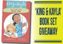 January 2018 – 'King & Kayla' Book Set Giveaway