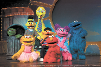 Sesame Street Gang 'Can't Stop Singing' | Lexington Family