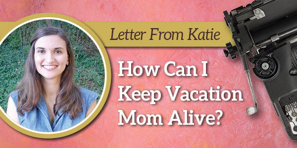 Katie Saltz Vacation Mom Lexington Familyy