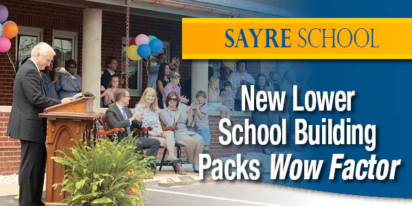 Lexington Family Sayre School Oct18