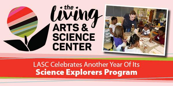 LASC Lexington Family Science Program Anniversary