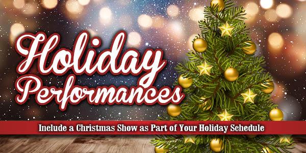 Lexington Family 2018 Holiday Performances