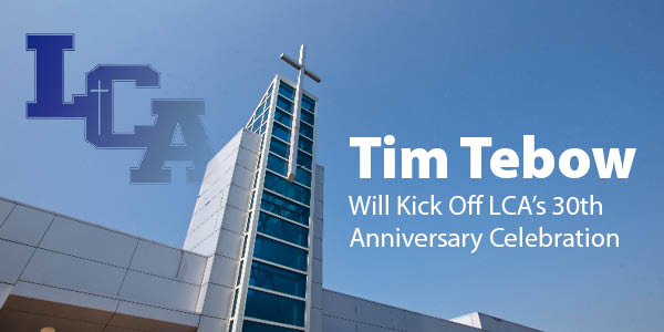 Tim Tebow LCA Lexington Family