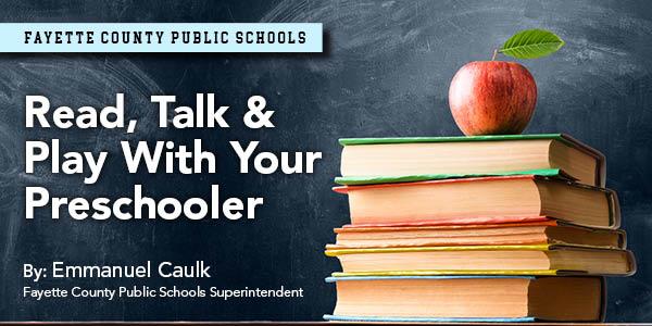 Read, Talk & Play With Your Preschooler | Lexington Family