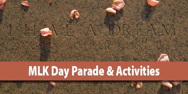 Mlk Day Parade Activities Lexington Family